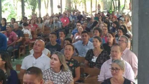 Seminário com obreiros e professoras no Maanaim de Cacoal, RO - galerias/4847/thumbs/02semináriocacoal.jpeg