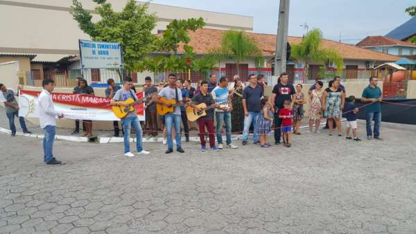 Evangelizações realizadas por jovens da ICM no Brasil durante abril de 2019 - galerias/4861/thumbs/08palhoca4.jpg