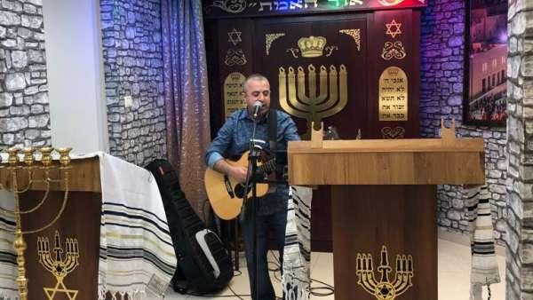 Missão Israel e Rússia da Igreja Cristã Maranata  - galerias/4883/thumbs/07asquelom.jpeg