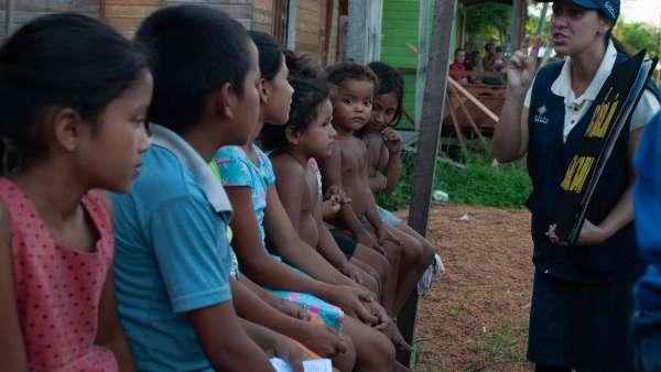 Sétima Missão Amazônia - Dias 02 e 03 - galerias/4895/thumbs/128.jpg