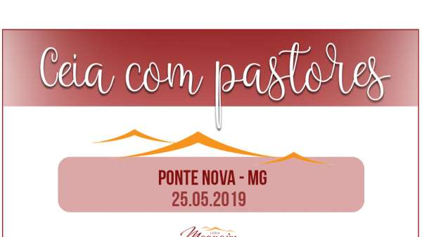 Ceia com Pastores e Familiares - encerramento mês de maio 2019 - galerias/4910/thumbs/15.jpg
