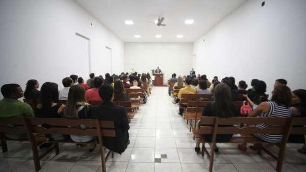Culto de consagração de um salão em Ponte Nova, MG - galerias/4911/thumbs/02.jpeg