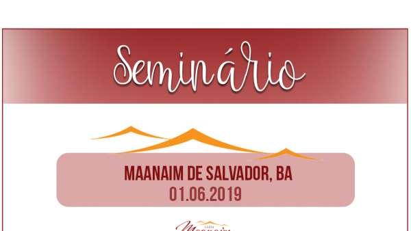 Programação Especial no Maanaim de Salvador, BA - galerias/4918/thumbs/01.jpg