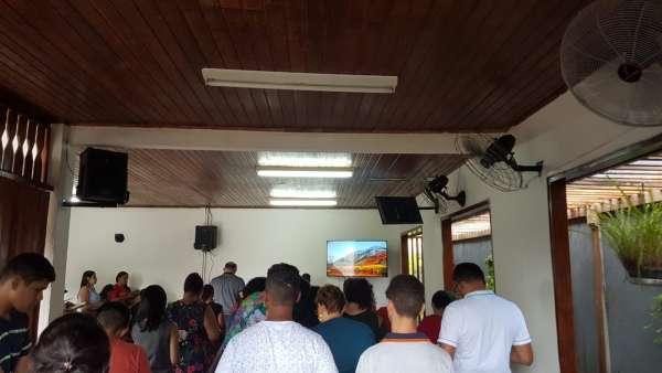 Seminários da Igreja Cristã Maranata no interior do Amazonas - galerias/4920/thumbs/21.jpg