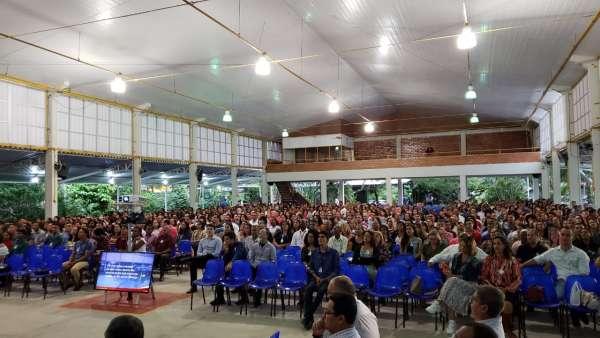Seminário da Igreja Cristã Maranata no Maanaim de Teixeira de Freitas, BA - galerias/4923/thumbs/01.jpeg
