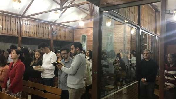 Igreja Cristã Maranata de Guarapiranga, em Ponte Nova, MG, completa 01 ano - galerias/4924/thumbs/06.jpeg