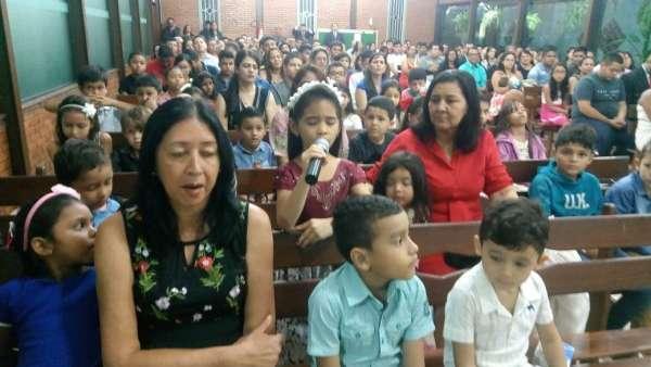 Aniversário de 12 anos da Igreja Cristã Maranata de Manoa, em Manaus  - galerias/4931/thumbs/foto-4.jpeg