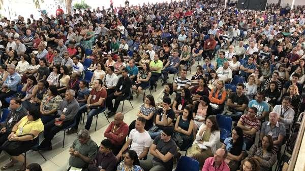 Seminário no Maanaim de Governador Valadares, Minas Gerais - galerias/4944/thumbs/25.JPG