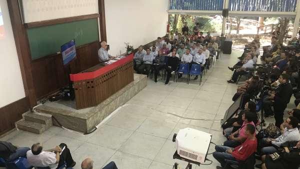 Seminário no Maanaim de Governador Valadares, Minas Gerais - galerias/4944/thumbs/29.JPG