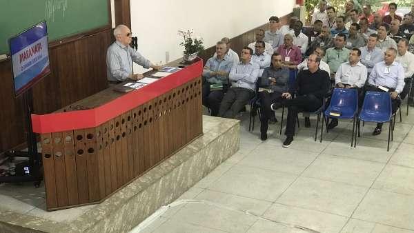 Seminário no Maanaim de Governador Valadares, Minas Gerais - galerias/4944/thumbs/31.JPG