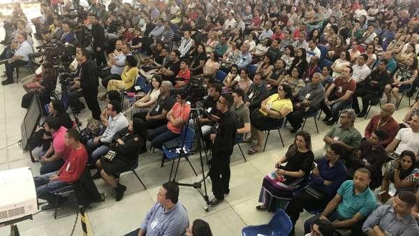 Seminário no Maanaim de Governador Valadares, Minas Gerais - galerias/4944/thumbs/32.JPG