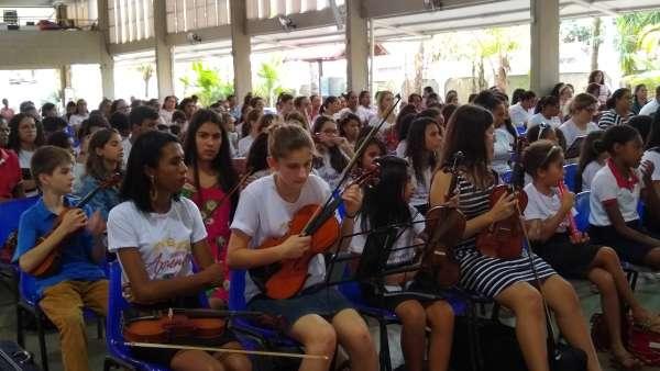 Ensaio e vigília no Maanaim de Guarapari, ES, com participação do Projeto Aprendiz Júnior - galerias/4946/thumbs/03.jpg