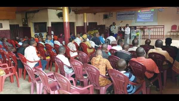 Seminário da Igreja Cristã Maranata na República de Guiné, país africano - galerias/4951/thumbs/01.jpeg