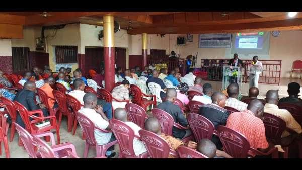 Seminário da Igreja Cristã Maranata na República de Guiné, país africano - galerias/4951/thumbs/02.jpeg