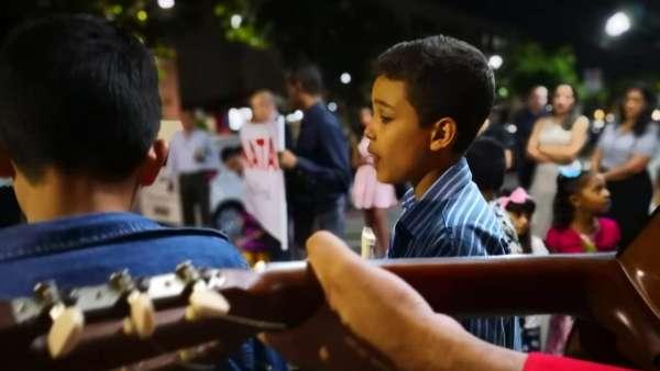 Evangelização com participação da Orquestra Infantil - Jardim Camburi, Vitória - galerias/4952/thumbs/03.jpeg