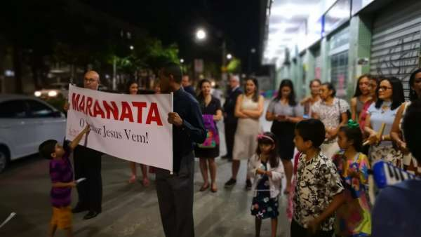 Evangelização com participação da Orquestra Infantil - Jardim Camburi, Vitória - galerias/4952/thumbs/04.jpeg