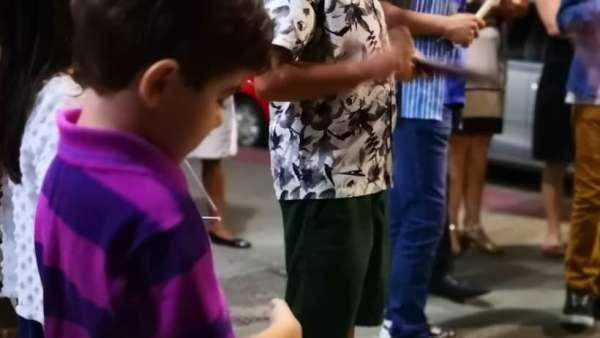Evangelização com participação da Orquestra Infantil - Jardim Camburi, Vitória - galerias/4952/thumbs/07.jpeg