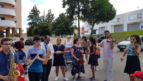Evangelização próximo ao Maanaim de Portugal  - galerias/4980/thumbs/10.jpeg