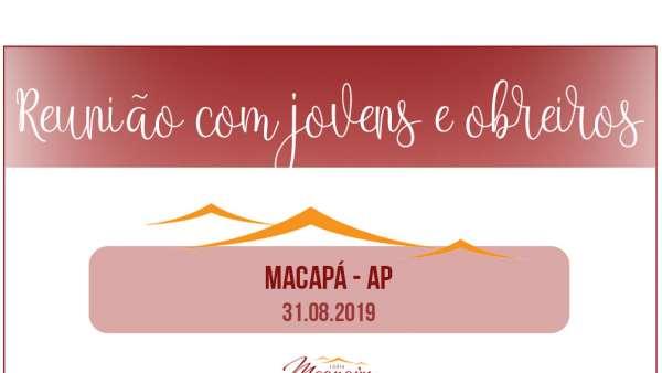 Seminário e reunião de jovens e obrreiros em Macapá, AP - galerias/4992/thumbs/01.jpg
