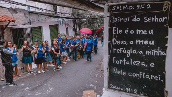 Consagração da ICM Rocinha II, no Rio de Janeiro - galerias/5002/thumbs/13.JPG