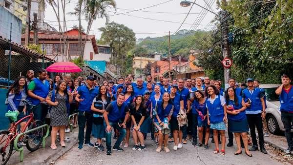 Consagração da ICM Rocinha II, no Rio de Janeiro - galerias/5002/thumbs/15.JPG