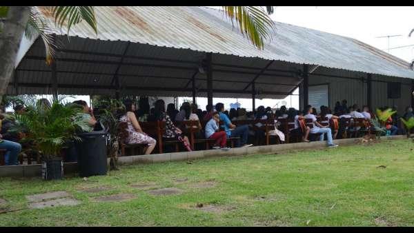 Culto de glorificação pelos 04 anos do Projeto Aprendiz na Área de Bela Aurora, Cariacica - ES - galerias/5005/thumbs/17.jpg