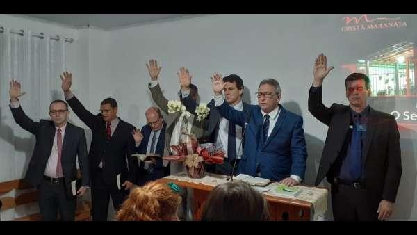 Consagração de Igrejas Cristã Maranata em Sombrio (SC), Nilópolis (RJ) e Vargem Alegre (ES) - galerias/5010/thumbs/08.jpg