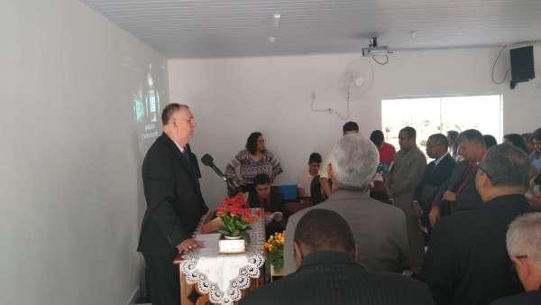 Consagração de Igrejas Cristã Maranata em Sombrio (SC), Nilópolis (RJ) e Vargem Alegre (ES) - galerias/5010/thumbs/12.jpg