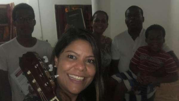 Missão África - Início da asistência em São Tomé e Príncipe - galerias/5016/thumbs/03.jpeg