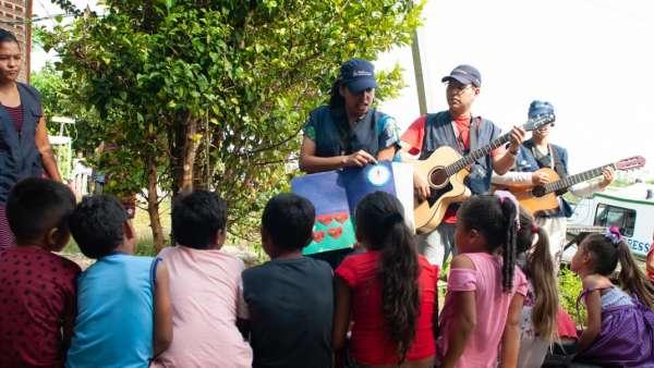 Oitava Missão Amazônia - São Sebastião da Boa Vista - galerias/5025/thumbs/14.jpg