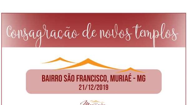 Consagração de novos templos da Igreja Cristã Maranata em Minas Gerais e Paraná - galerias/5043/thumbs/01.jpg