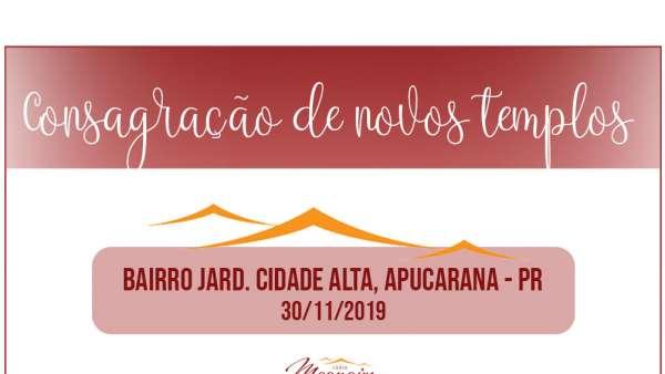 Consagração de novos templos da Igreja Cristã Maranata em Minas Gerais e Paraná - galerias/5043/thumbs/08.jpg