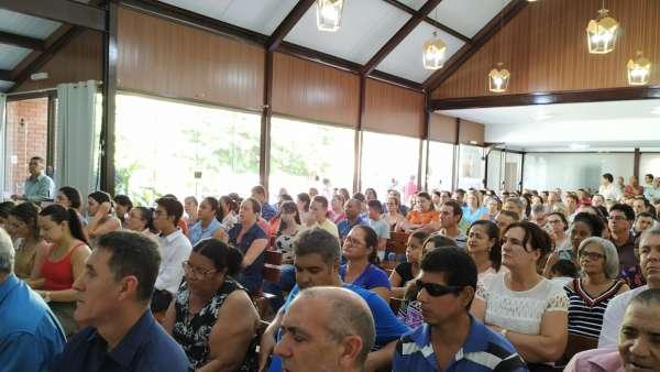 Culto com os visitantes do evento Trombetas e Festas, um alerta - galerias/5062/thumbs/04.jpg