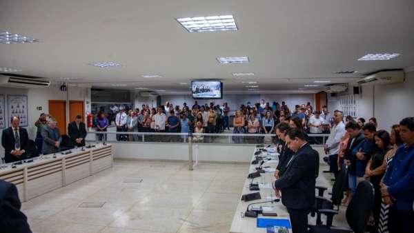 Cultos da Igreja Cristã Maranata com autoridades - Serra e Linhares, ES - galerias/5063/thumbs/05linhares.jpeg