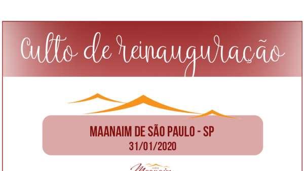 Reinauguração do Maanaim de São Paulo - SP - galerias/5064/thumbs/01.jpg