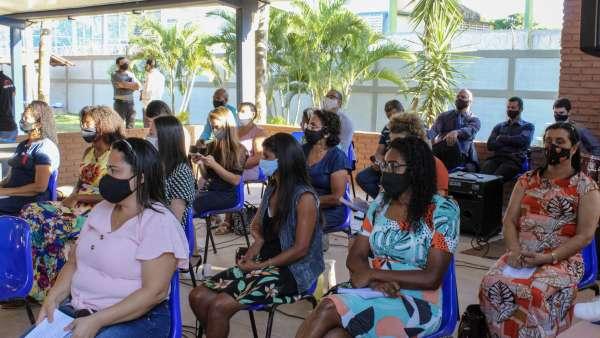Reunião de obreiros, diáconos e pastores no Maanaim de Terra Vermelha, Vila Velha, ES - galerias/5081/thumbs/05.jpg