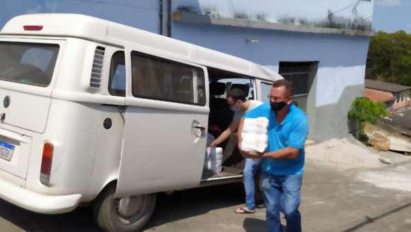 Doações realizadas pela ICM na Grande Vitória, Espírito Santo - galerias/5082/thumbs/01.jpeg