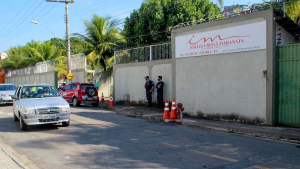 Vacinação contra Covid-19 e Influenza no Maanaim da Rodoviária, em Vitória ES - galerias/5093/thumbs/01.jpg