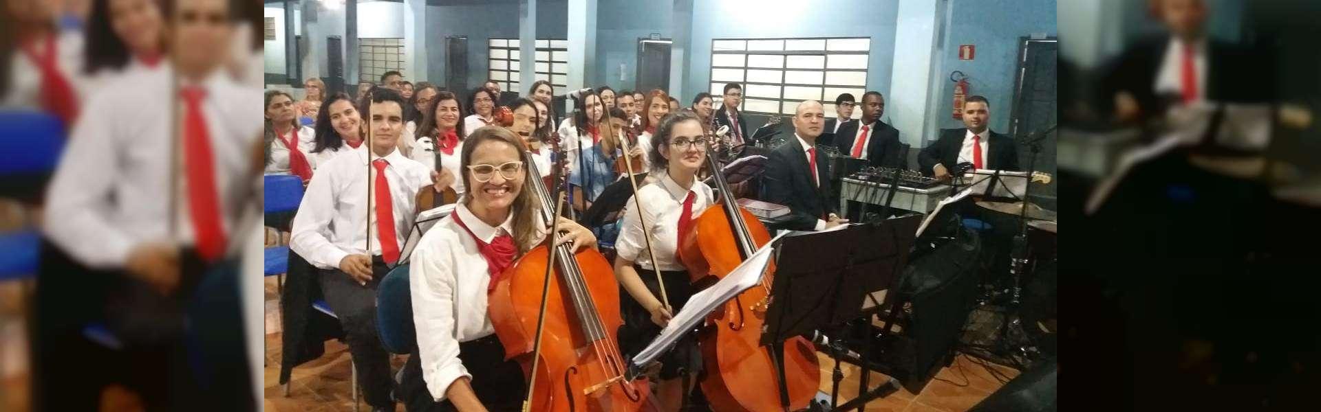 Culto especial em cidade onde não há templo da Igreja Cristã Maranata marca a obra em Rondônia