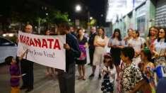 Orquestra Infantil da Igreja Cristã Maranata de Jardim Camburi, Vitória (ES) participa de evangelização