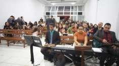 Salão ligado à Igreja Cristã Maranata é consagrado em Ponte Nova, MG