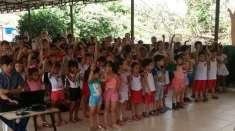 Centros Educacionais de Minas Gerais recebem membros da Igreja Cristã Maranata