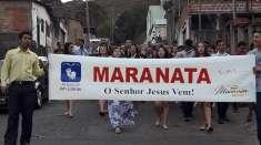 Trabalhos de Evangelização da Igreja Cristã Maranata