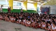 Culto é realizado em uma Escola Estadual de Conselheiro Pena (MG)