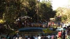 Cultos de batismo são realizados em Minas Gerais por diversas Igrejas Cristã Maranata