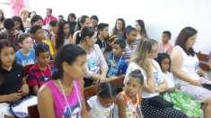 Seminário de crianças e adolescentes é realizado em espanhol para venezuelanos
