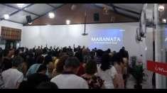Novo templo da Igreja Cristã Maranata é consagrado a Deus em Vitória (ES)