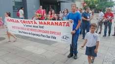 Mensagem de salvação é anunciada em atividades da Igreja Cristã Maranata