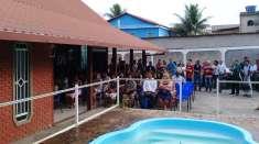 Integrantes da Igreja Cristã Maranata da região Queimados, RJ, participam de eventos especiais