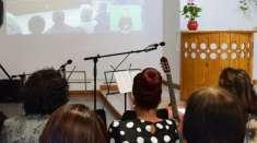 Senhoras da Igreja Cristã Maranata de Roma e Amsterdã participam de seminário
